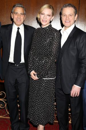 'The Monuments Men' film premiere, New York, America - 04 Feb 2014 Bill Murray 4 Feb 2014
