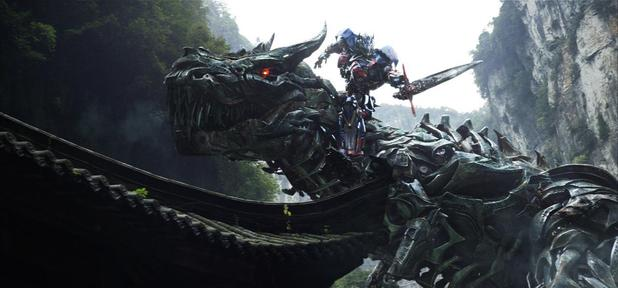 'Transformers: Age of Extinction' still