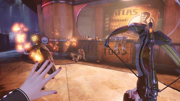 BioShock Infinite: Burial at Sea Episode Two screenshot