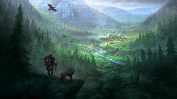 Runemaster concept art