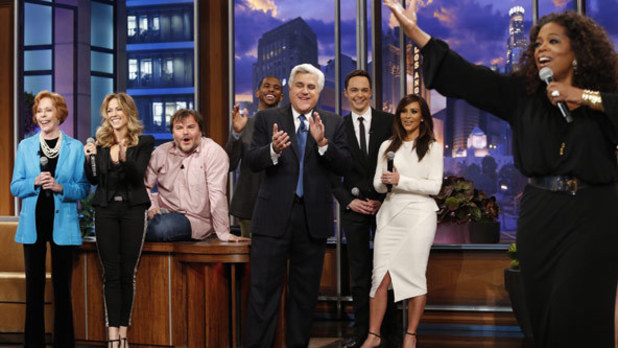The final Tonight Show With Jay Leno