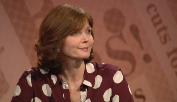 Channel 5's Big Benefits Row debate: Annabel Giles