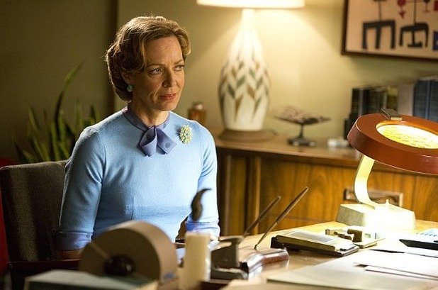 Allison Janney as Margaret Scully in Masters of Sex