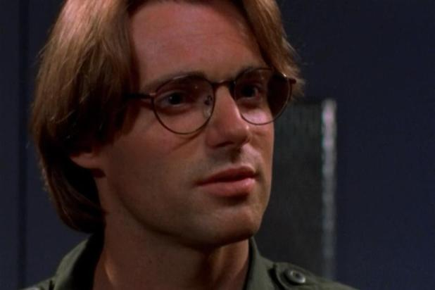 Michael Shanks as Daniel Jackson in Stargate SG-1