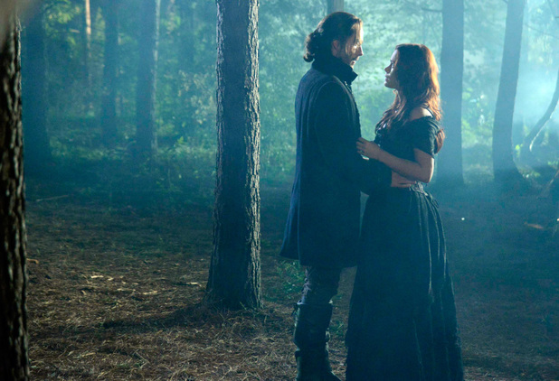Sleepy Hollow - Sep 2013 Tom Mison, Katia Winter Sep 2013