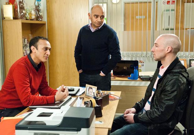 Rishi and Jai meet with Mark