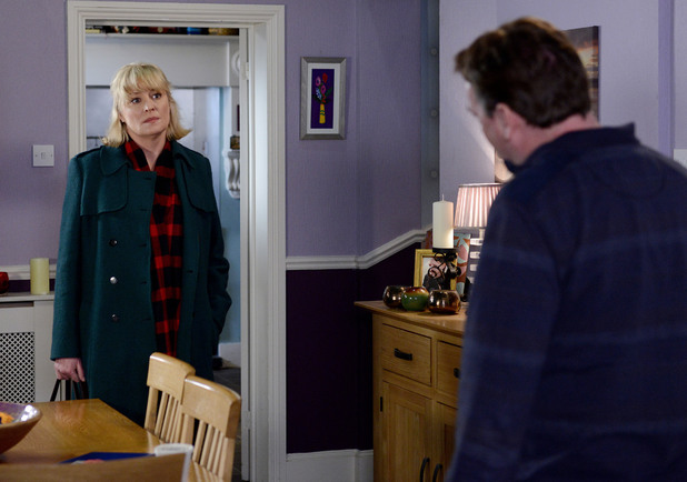 Jane and Ian disagree about Bobby's welfare.