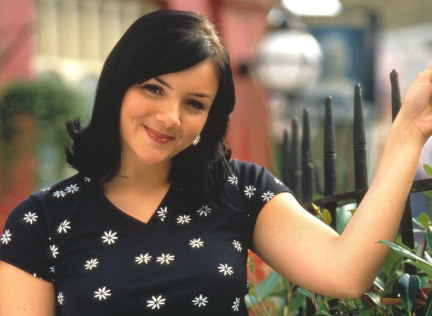 Martine Mccutcheon as Tiffany on Eastenders