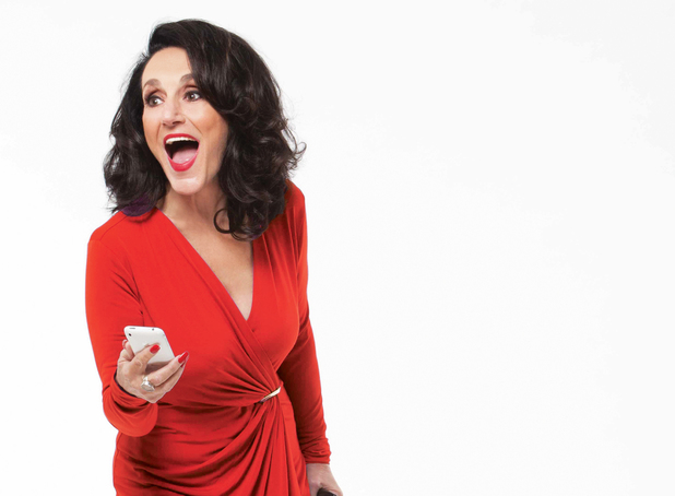 Lesley Joseph in Hot Flush