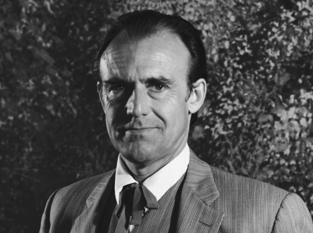 Richard Bull as Nelson 'Nels' Oleson in Little House on the Prairie