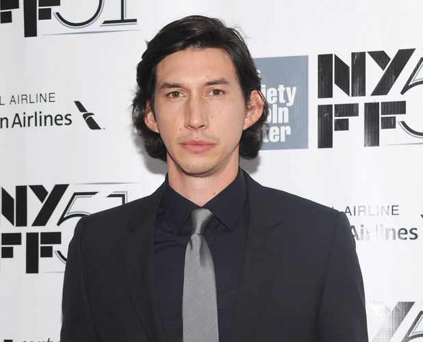 Adam Driver at the 'Inside Llewyn Davis' film premiere, New York Film Festival