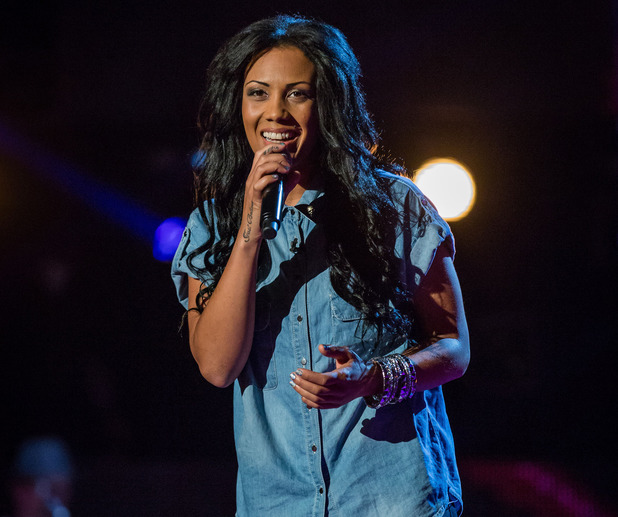 Elesha Paul Moses auditions for The Voice