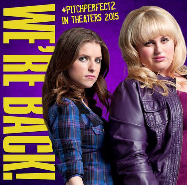 Pitch Perfect 2 teaser
