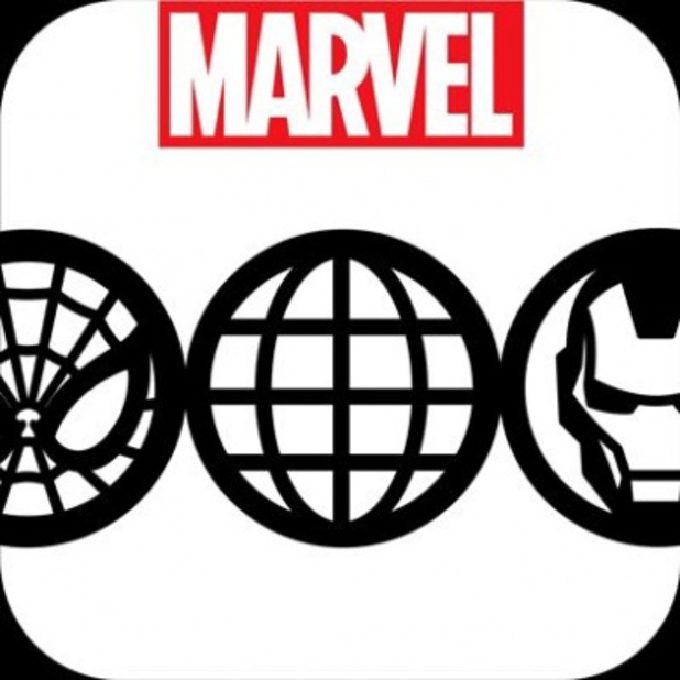 Marvel Global Comics app