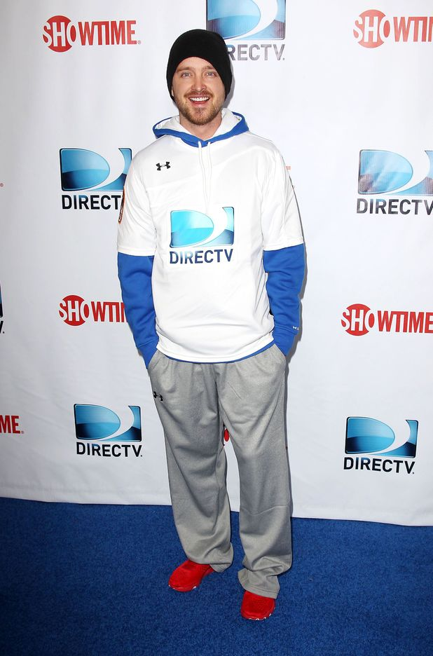 DirectTV 8th Annual Celebrity Beach Bowl, New York, America - 01 Feb 2014