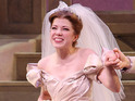 'Call Me Maybe' singer appears as Cinderella at New York's Broadway Theatre.