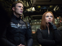 Marvel's The Winter Soldier leapfrogs Noah to lead UK cinema chart.
