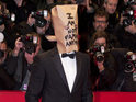 Shia LaBeouf shocks the assembled crowd at the Nymphomaniac premiere in Berlin.