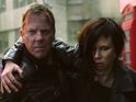 Jack Bauer (Kiefer Sutherland) is a fugitive in London in new 24 series.
