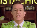 TV comedian pokes fun at himself in new promo for Wonderful Pistachios.