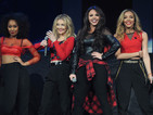 Little Mix's Leigh-Anne Pinnock suffers stage injury during US tour