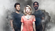 Jamie Bamber and Jodie Whittaker tell DS about their new Sky drama series 'The Smoke'.