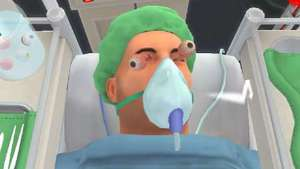 Surgeon Simulator eye transplant iPad trailer