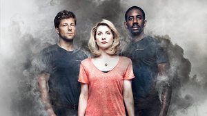 'The Smoke' stars Jamie Bamber and Jodie Whittaker on new Sky drama