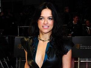 Michelle Rodriguez , BAFTA 2014, Red Carpet