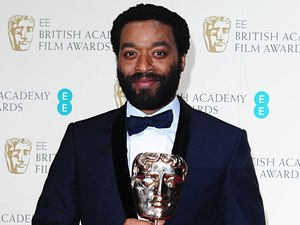 Chiwetel Ejiofor, BAFTAs 2014,