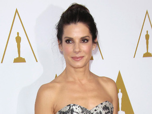 Sandra Bullock 86th Annual Academy Awards Nominee Luncheon, Los Angeles, America - 10 Feb 2014