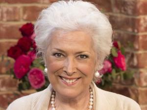 Lynda Bellingham appears on This Morning