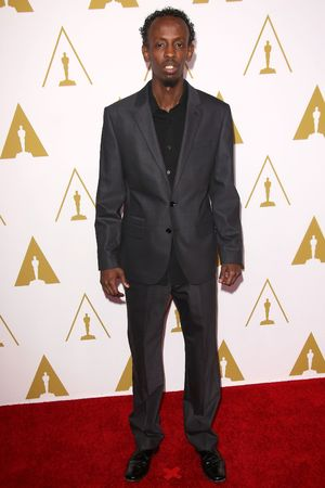 Barkhad Abdi, 86th Annual Academy Awards Nominee Luncheon, Los Angeles, America - 10 Feb 2014
