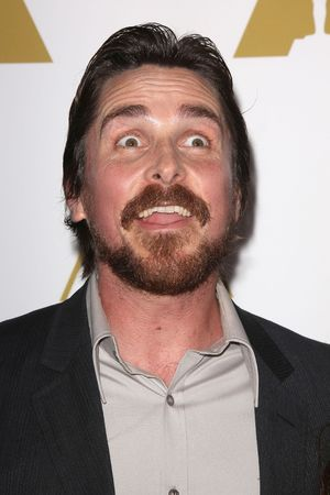 Christian Bale 86th Annual Academy Awards Nominee Luncheon, Los Angeles, America - 10 Feb 2014