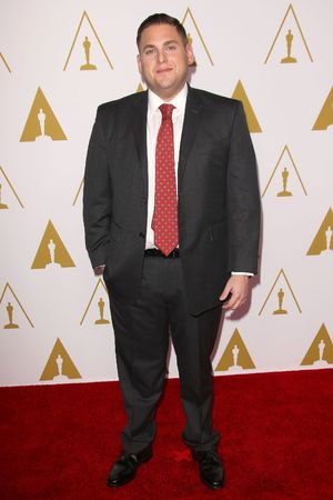 Jonah Hill 86th Annual Academy Awards Nominee Luncheon, Los Angeles, America - 10 Feb 2014