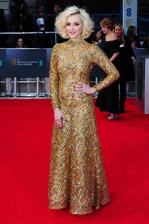 Fearne Cotton, BAFTA 2014, Red Carpet
