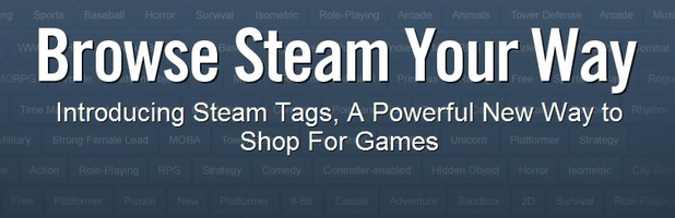 Steam Tagging