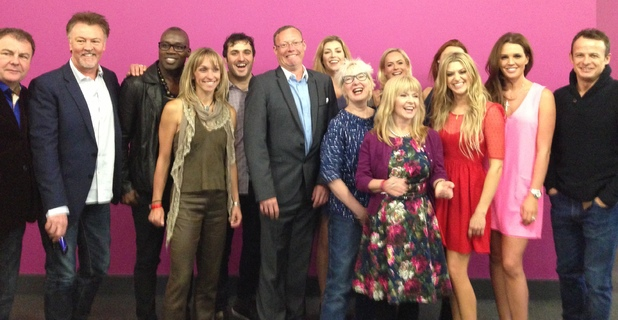 Splash! final and wrap party: The 2014 cast