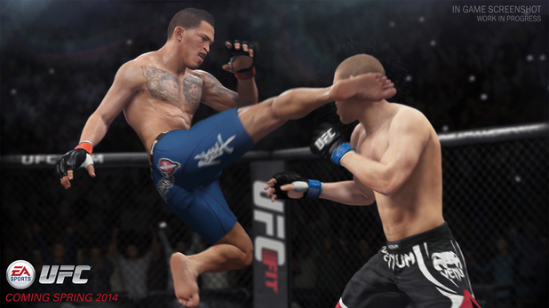 EA Sports UFC brings the MMA franchise to Xbox One and PS4