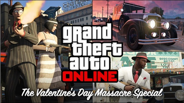 GTA Online Valentine's Day Massacre