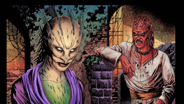 Clive Barker's Nightbreed