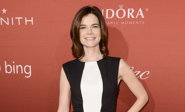 The Hollywood Reporter's 'Nominees Night' Dinner, Los Angeles, America - 10 Feb 2014 Betsy Brandt