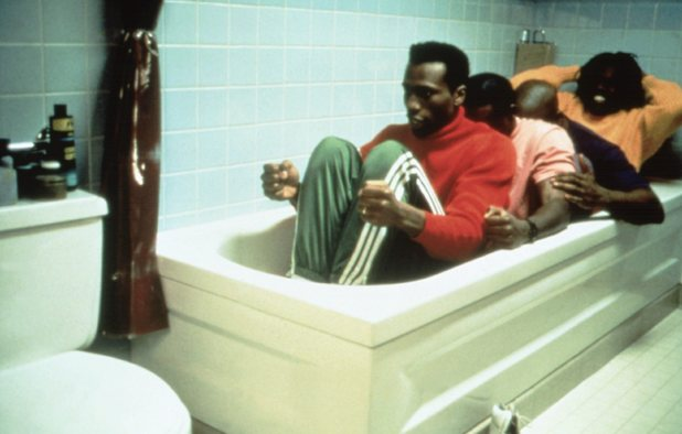 A still from Cool Runnings