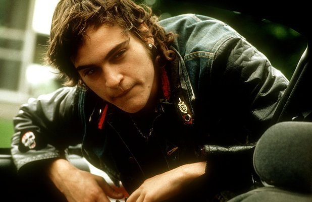 Joaquin Phoenix as Jimmy Emmett in 'To Die For' 1995