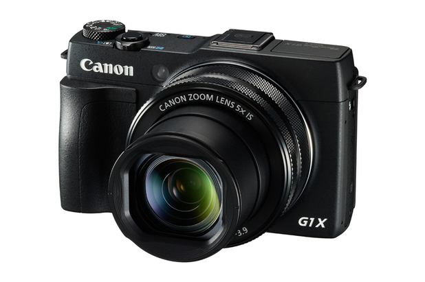 Canon's PowerShot G1 X Mark II camera