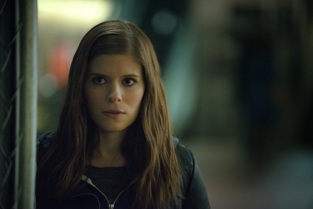 Kate Mara in House of Cards season 2