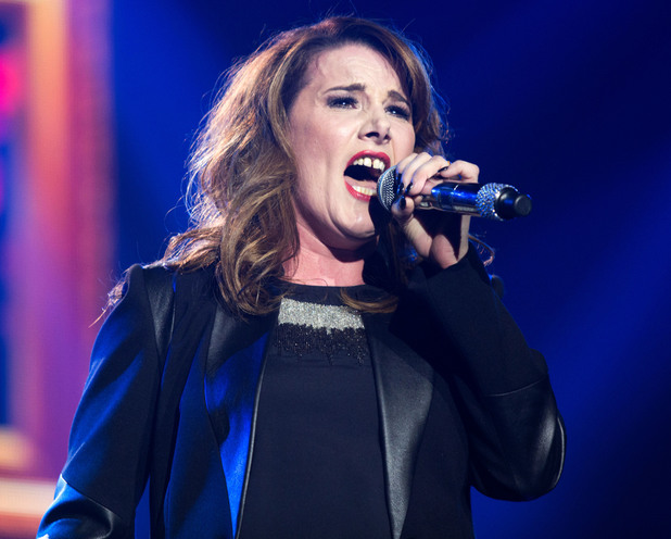 Sam Bailey , The X Factor Tour, Belfast