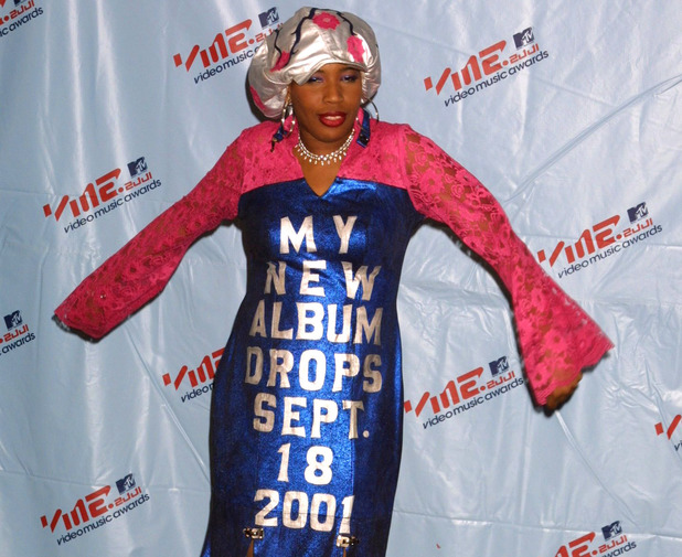 MTV Video Music Awards, New York, America - 06 Sep 2001Macy Gray 6 Sep 2001