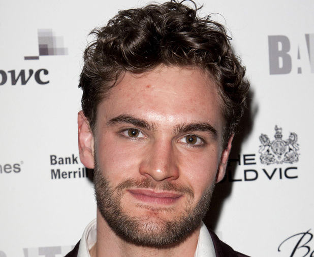 Tom Bateman at the 'The Duchess of Malfi' play press night after-party, London