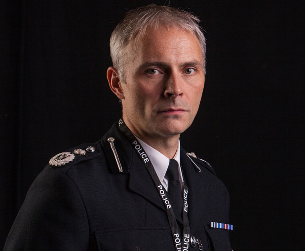 Mark Bonnar as Deputy Chief Constable Michael Dryden in Line of Duty